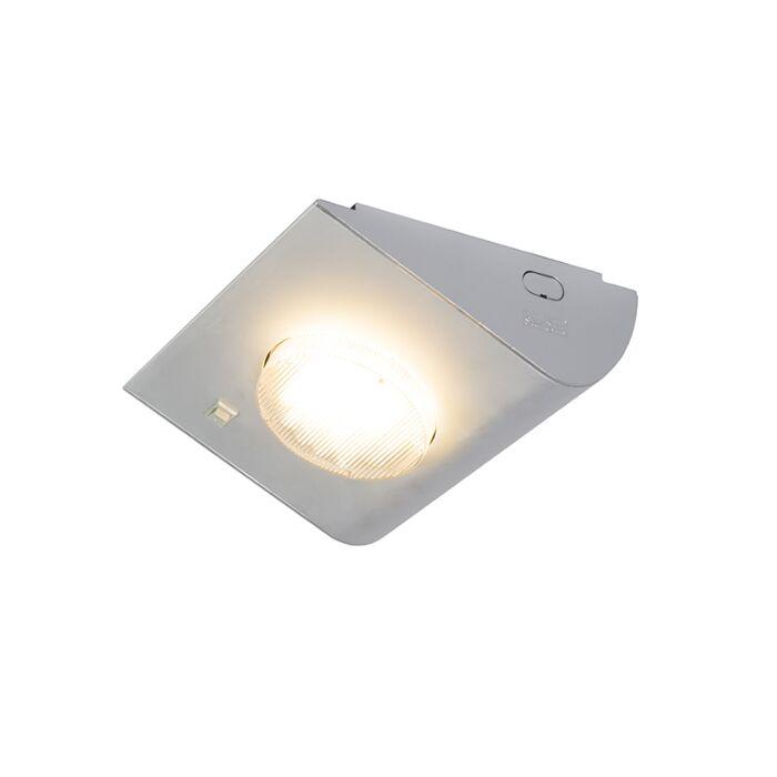 Luz-de-superficie-BAROLO-GX-7W-titanio