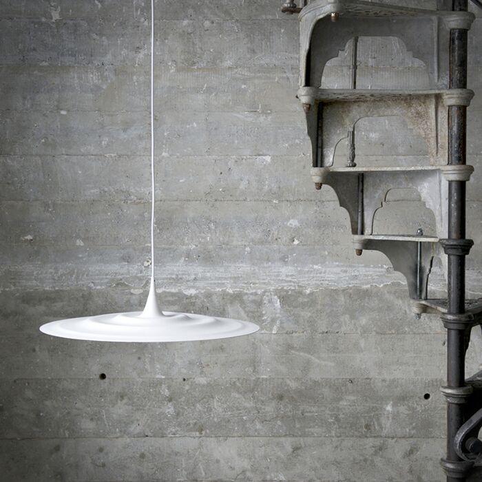 Lámpara-colgante-DRIP-40-blanca