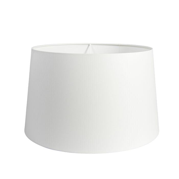 Pantalla-40/35/25-blanca-para-lámparas-de-pie