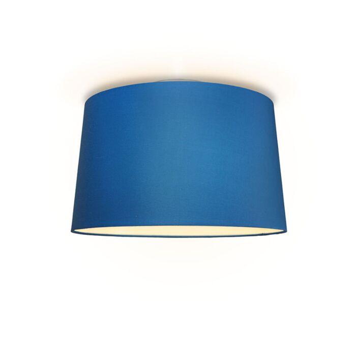 Plafón-TON-cónica-50-azul
