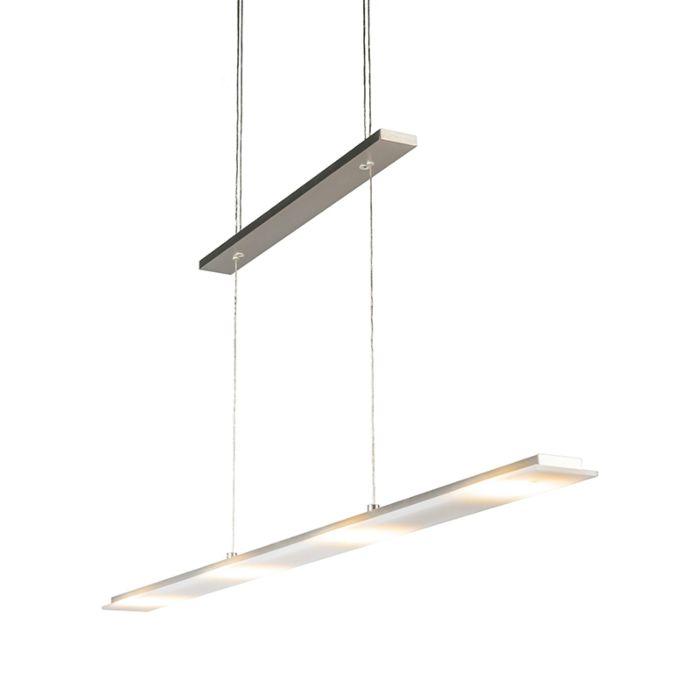Lámpara-colgante-FLAT-acero