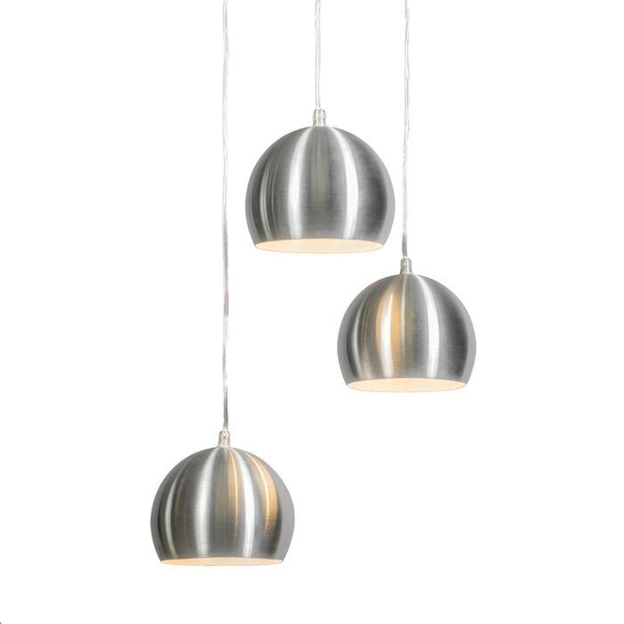 Lámpara-colgante-ORB-3-acero