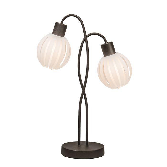 Lámpara-de-mesa-VECCHIO-óxido