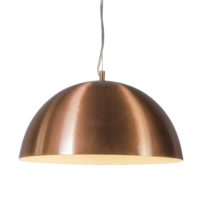 Lámpara-colgante-MAGNA-45-cobre-mate