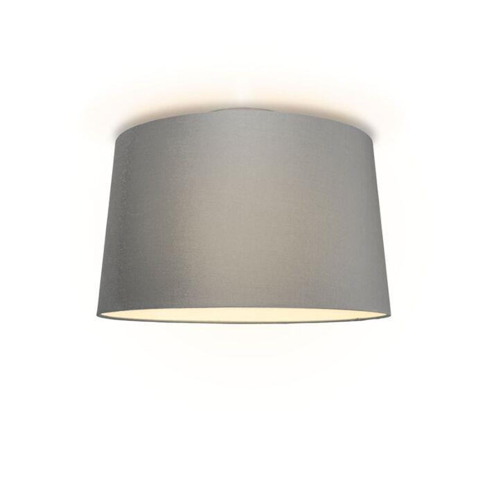 Plafón-TON-cónica-50-gris