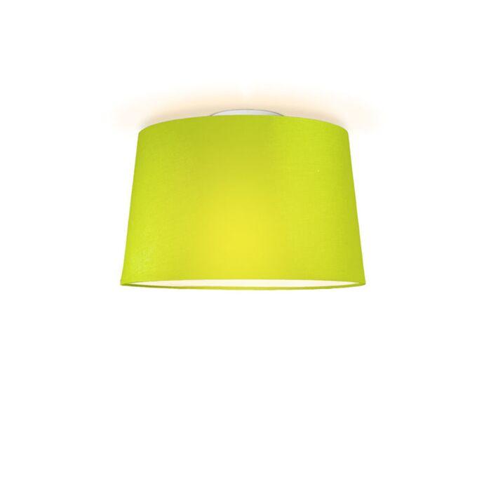 Plafón-TON-cónico-40-verde