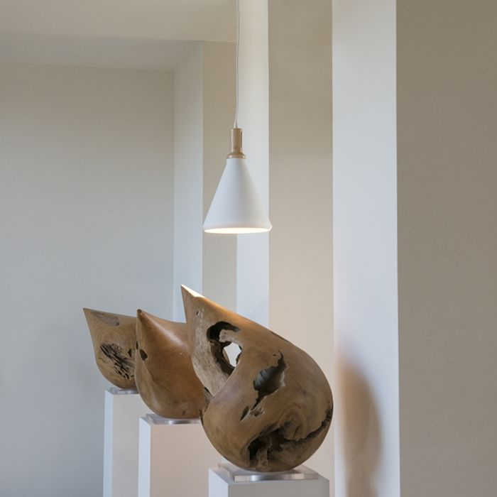 Lámpara-colgante-LOTUS-1-blanca
