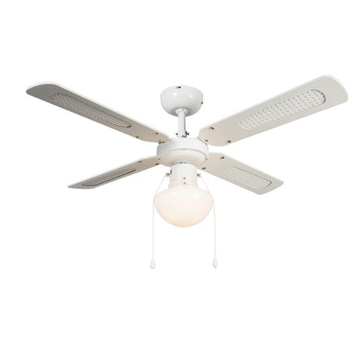 Ventilador-de-techo-WIND-42-blanco