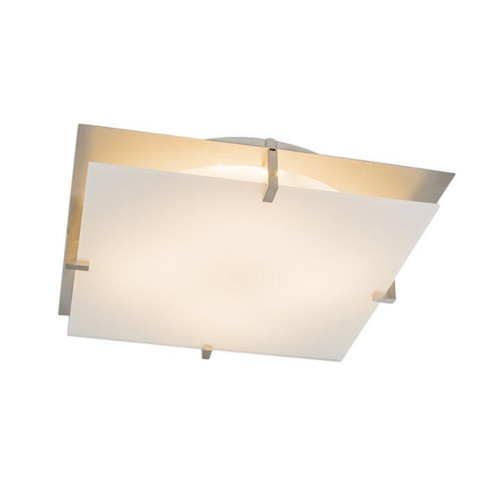 Plafón-ATOMY-15W-LED-cuadrado-blanco