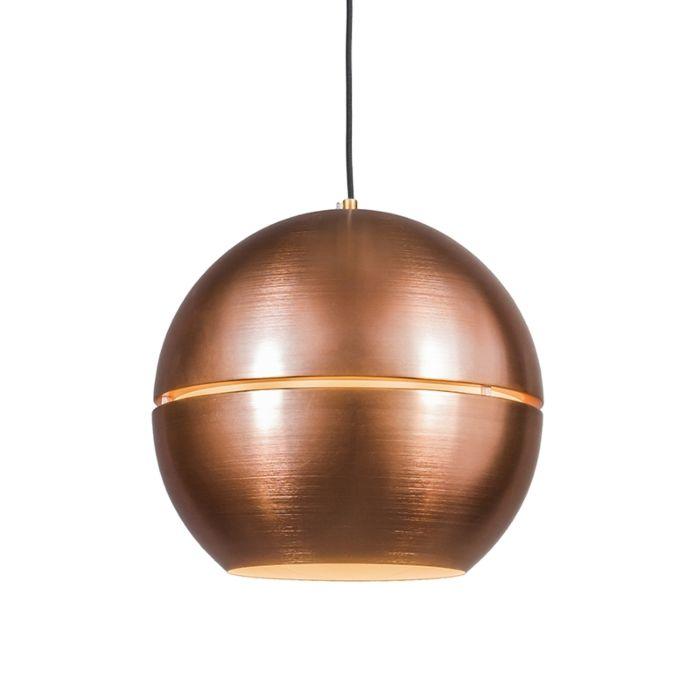 Lámpara-colgante-SLICE-40-cobre