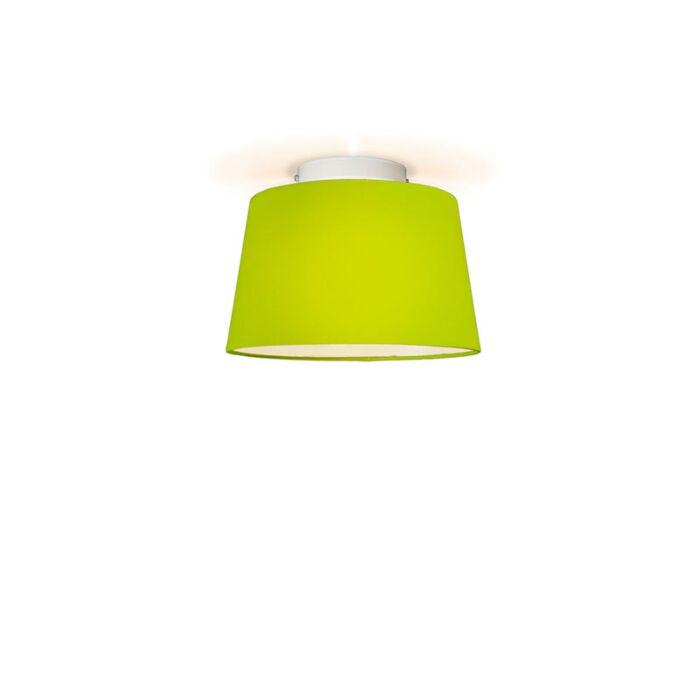 Plafón-TON-cónico-30-verde