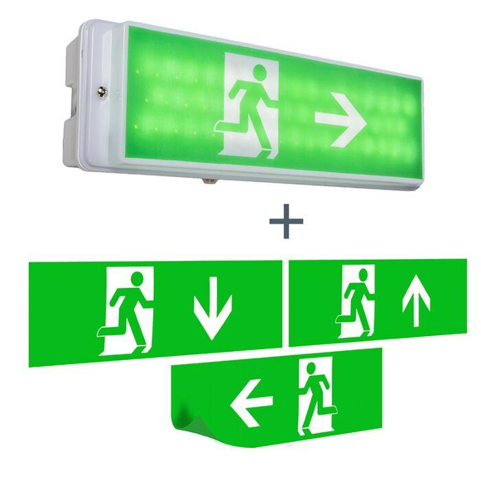 Aplique-salida-de-emergencia-LED-IP65---EMERGENCY-2
