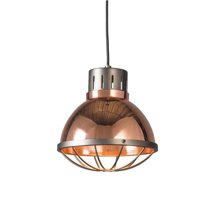 Lámpara-colgante-ORBITA-25-cobre