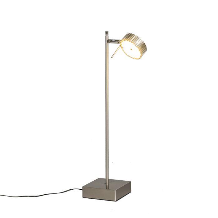 Lámpara-de-mesa-LOUPE-1-acero