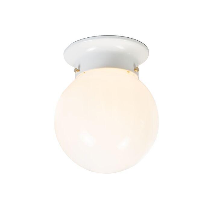 Plafón-retro-blanco-cristal-translúcido---SCOOP