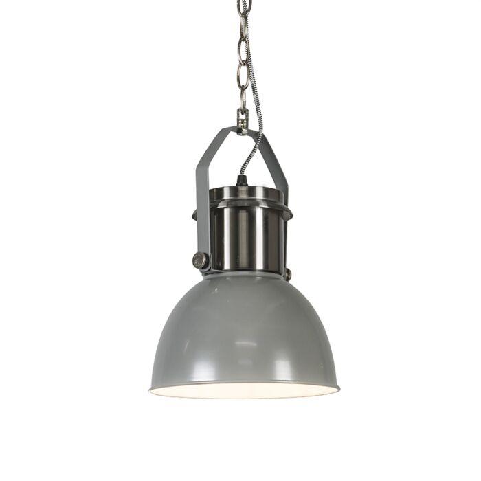 Lámpara-colgante-INDUSTRIAL-23-gris