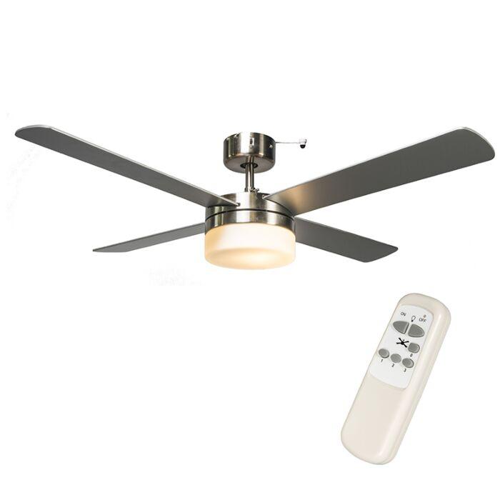 Ventilador-de-techo-BREEZE-48-acero