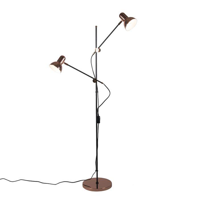 Lámpara-de-pie-JOE-2-cobre