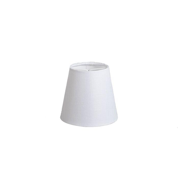 Pantalla-lino-blanco-12cm-redonda