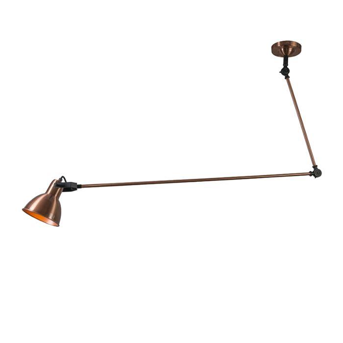 Lámpara-colgante-DAZZLE-cobre