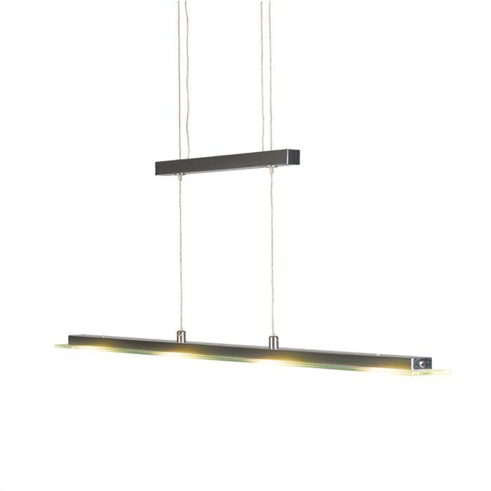 Lámpara-colgante-DEGREE-acero