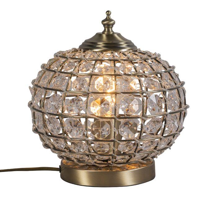 Lámpara-de-mesa-BILLY-dorada