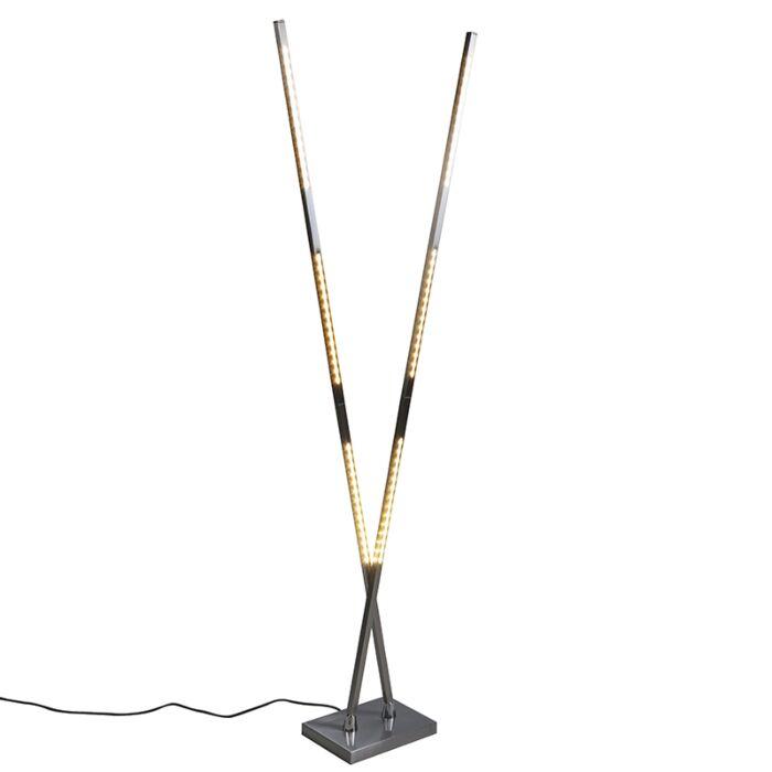 Lámpara-de-pie-STRIPE-2-acero
