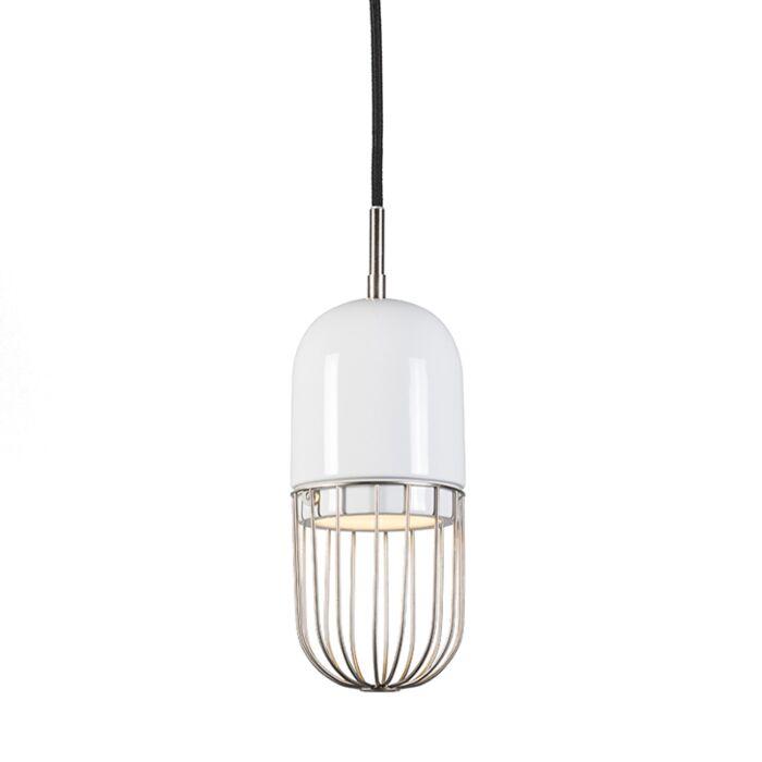 Lámpara-colgante-PORCELANA-2-acero