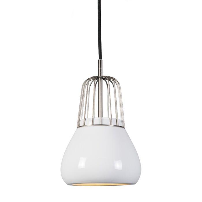 Lámpara-colgante-PORCELANA-1-acero