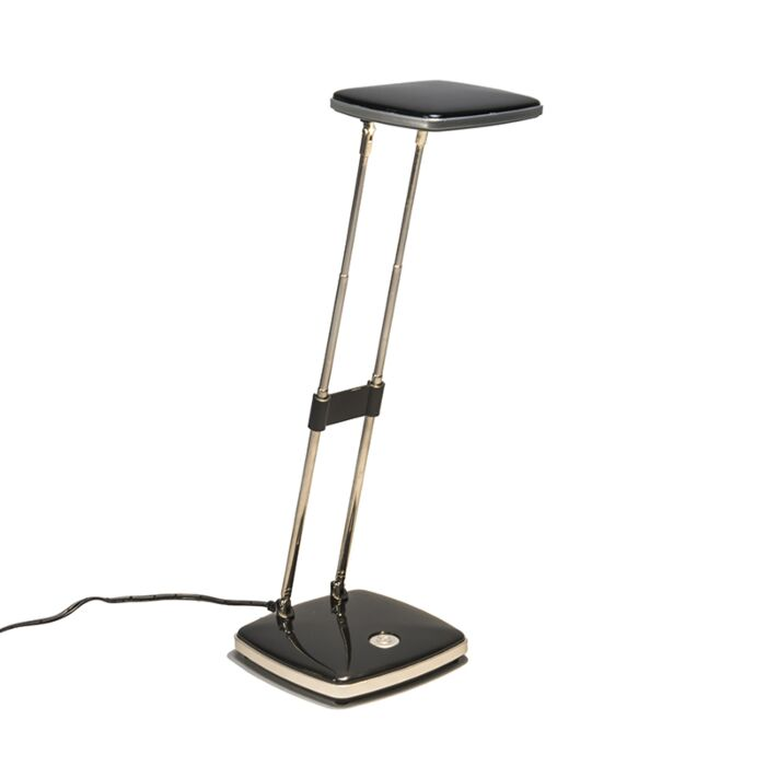 Lámpara-de-mesa-ESCRITO-negra