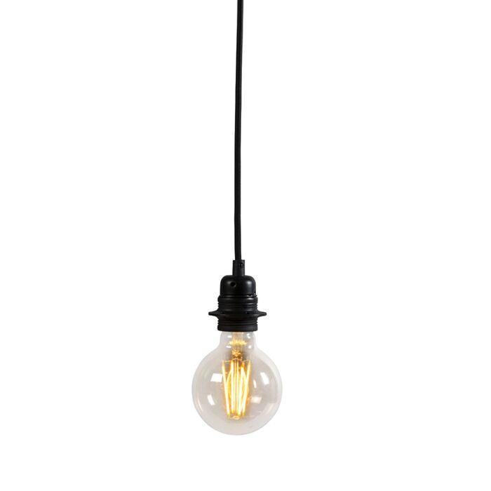 Lámpara-colgante-moderna-negra---CAVA-Luxe-1