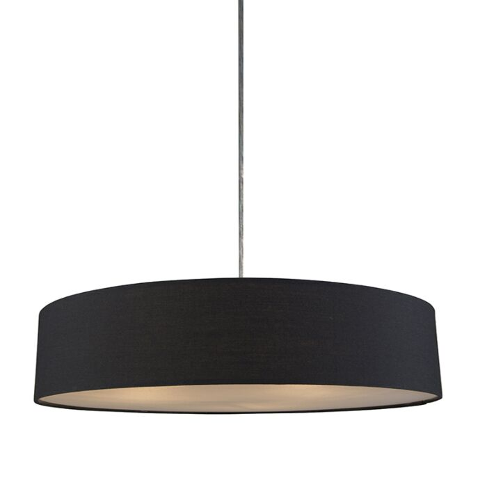 Lámpara-colgante-DRUM-Basic-50-negra