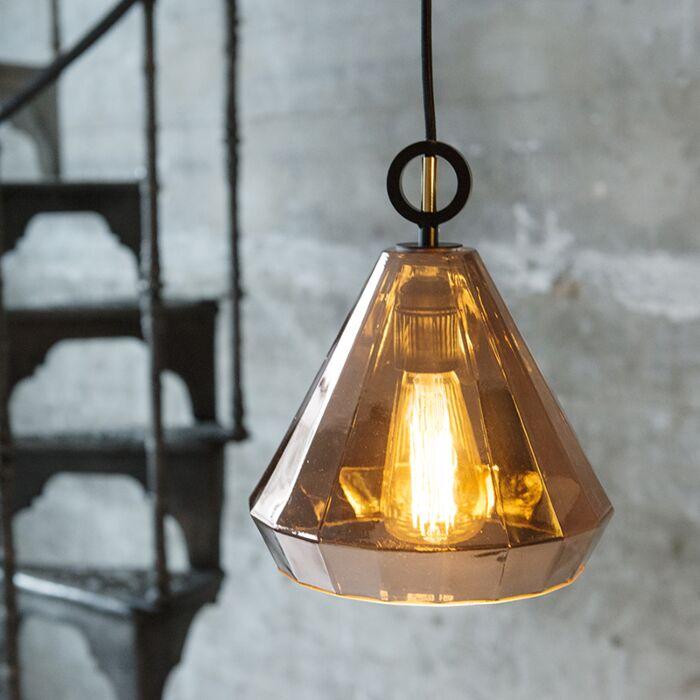 Lámpara-colgante-TOPAZ-2-cobre