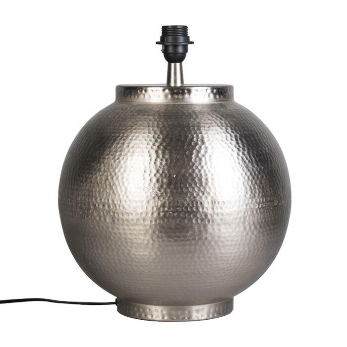 Lámpara-de-mesa-MADEIRA-grande-níquel