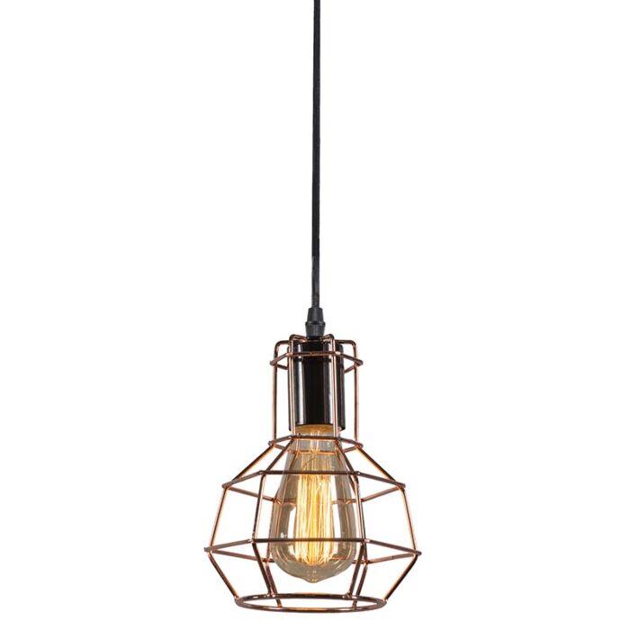 Lámpara-colgante-LICOR-Basic-cobre
