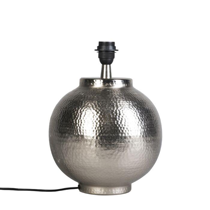 Lámpara-de-mesa-MADEIRA-pequeña-níquel