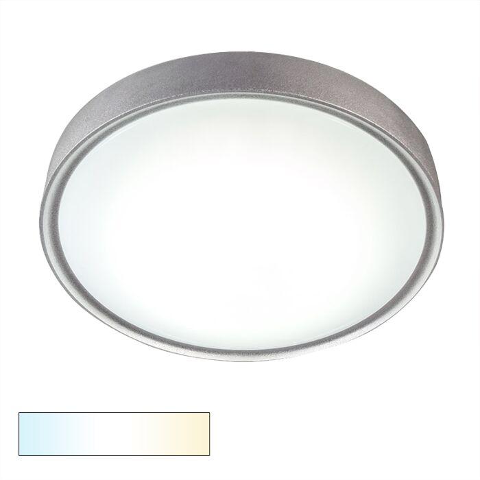 Plafón-AVANTI-II-18W-LED-plateado