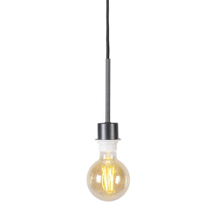 Lámpara-colgante-moderna-negra-sin-pantalla---COMBI-1