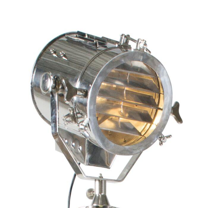 Lámpara-de-pie-Spot-Beam-Chrome