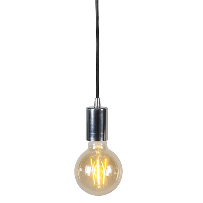 Lámpara-colgante-moderna-cromada---FACIL-1