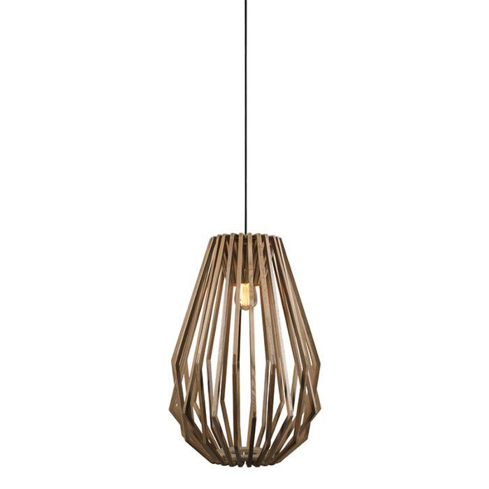 Lámpara-colgante-LORO-madera