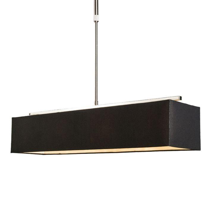Lámpara-colgante-VT-1-negra