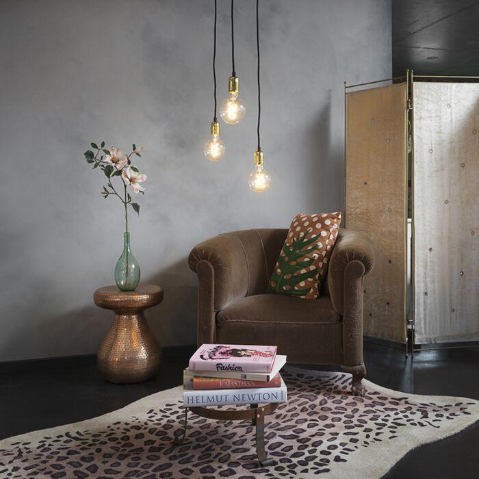 Lámpara-colgante-moderna-dorada---CAVA-3