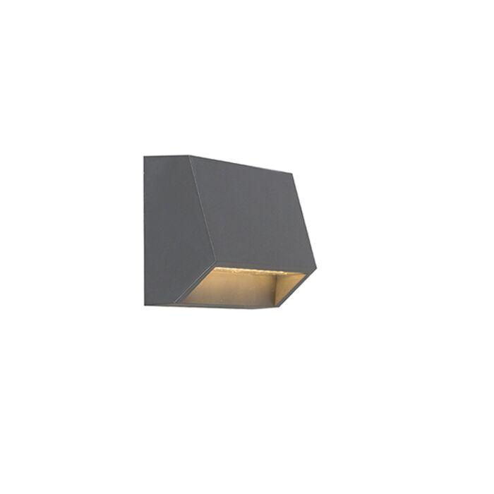 Aplique-moderno-gris-oscuro-LED-IP54---SANDSTONE-1