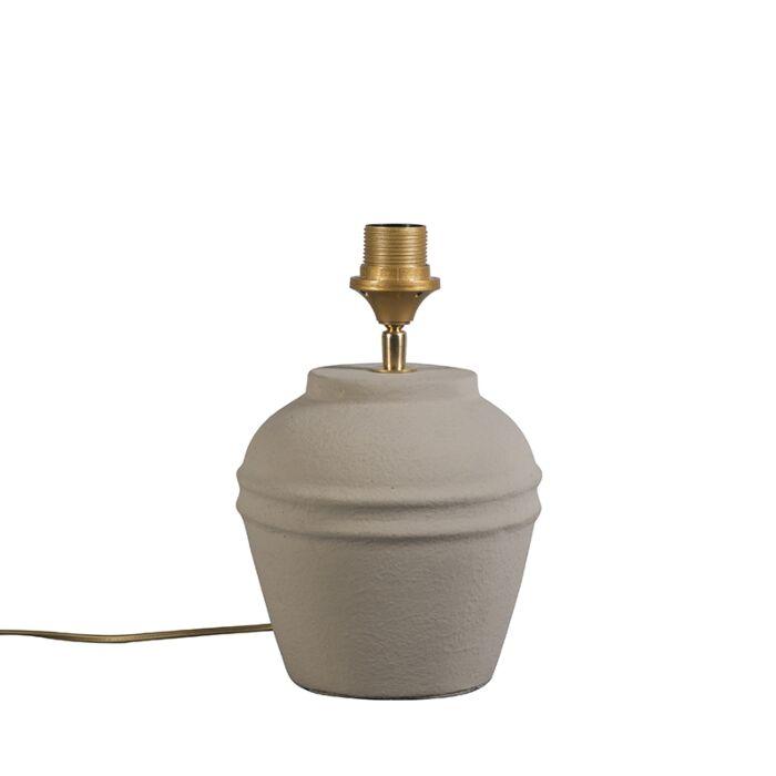 Lámpara-de-mesa-ARTA-XS-gris