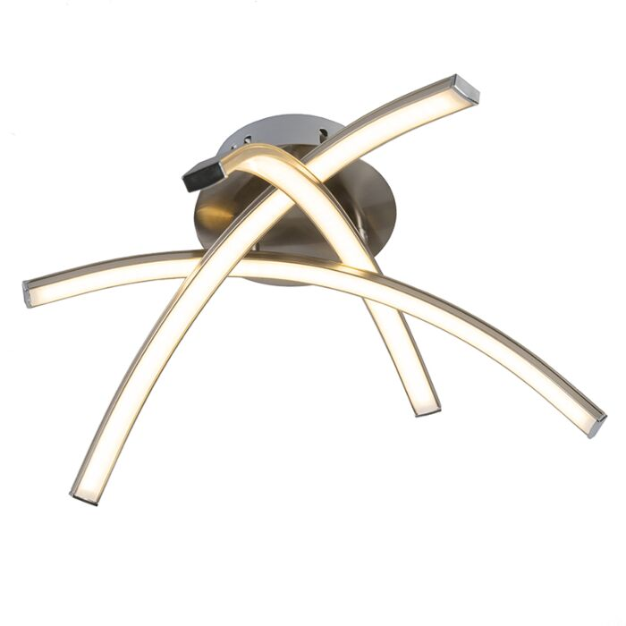 Plafón-diseño-acero-LED---VASCO-3