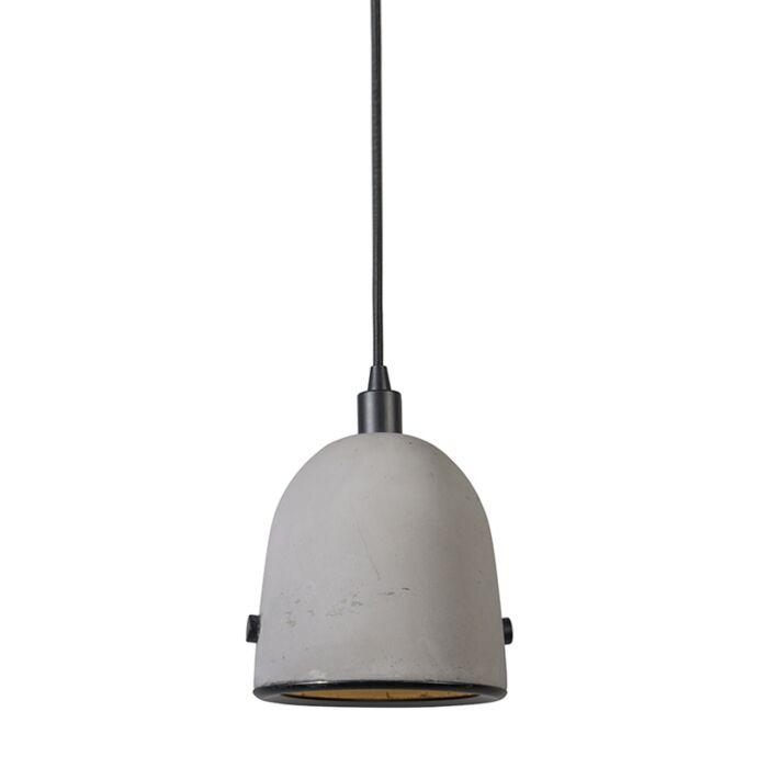 Lámpara-colgante-FUERTE-hormigón