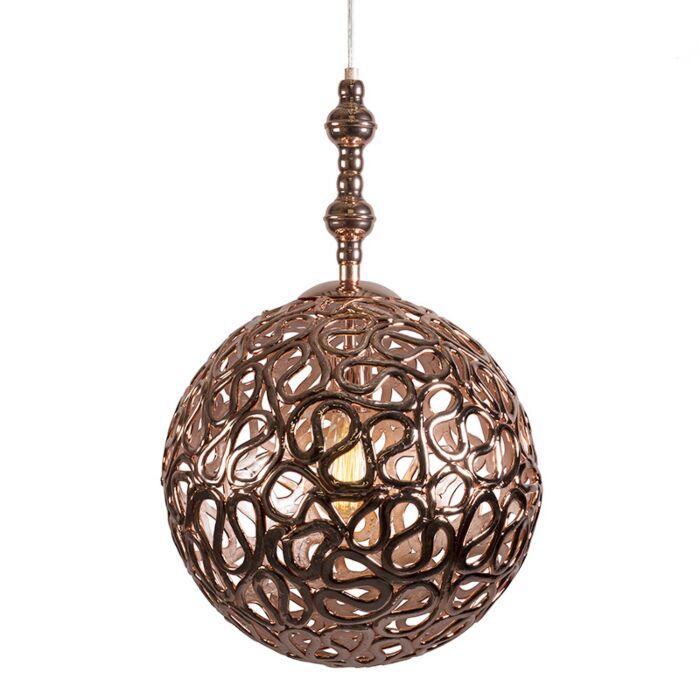 Lámpara-colgante-PHARAOH-40-cobre