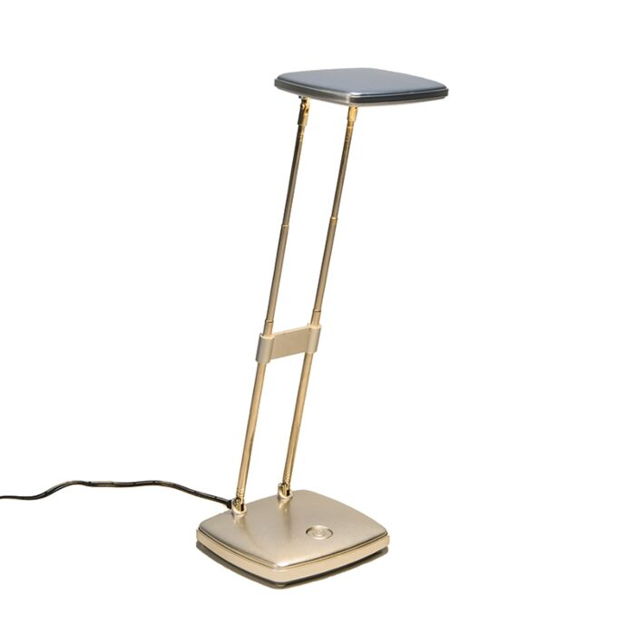 Lámpara-de-mesa-ESCRITO-plata