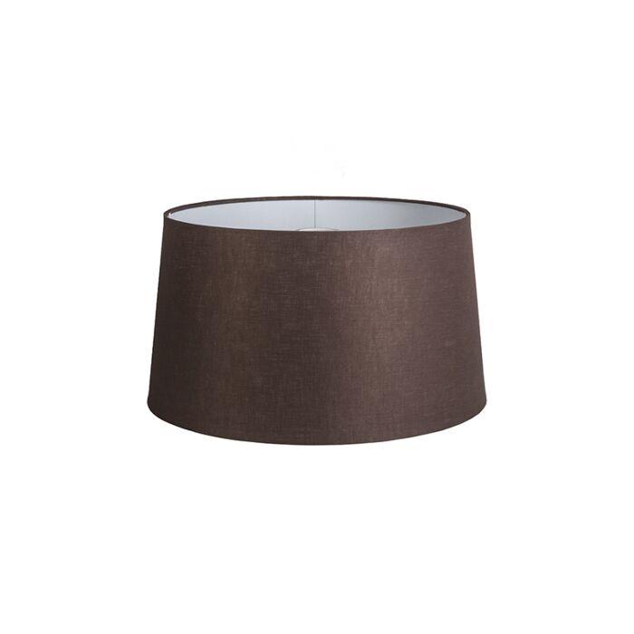 Pantalla-lino-marrón-45/25